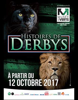 L'exposition temporaire Histoires de Derbys