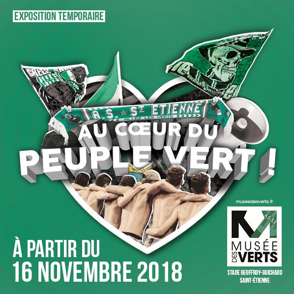 Exposition Temporaire : Au Coeur du Peuple Vert