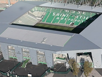 Visite Guidée du stade Geoffroy Guichard (Musée des Verts)
