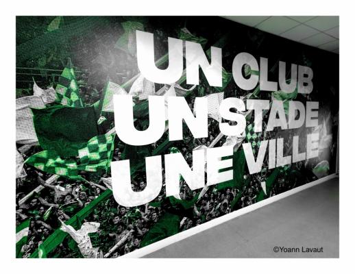 JEP - Visite musée + stade - ASSE / Bordeaux / (Musée des Verts)
